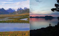 Stor guide: Hitta din favorit bland Sveriges 8 bästa (och helt magiska) vandringsleder