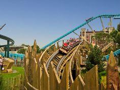 WODAN – The new roller coaster at Europa-Park