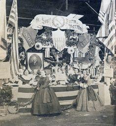 1864 - Missouri Sanitary Commission Fair