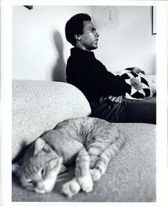 heuy p newton | huey newton...& kitty