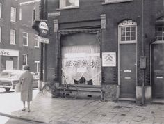 De Clercqstraat hoek Elisabeth Wolffstraat