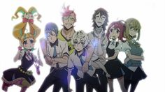 I love this anime! Couldn't find many memes online for so I made one!s I'm not sorry this is accurate Kiznaiver Anime, Anime Art, Katsuhira Agata, Anime Reviews, World Peace, Me Me Me Anime, Manga Art, Vocaloid, Manhwa