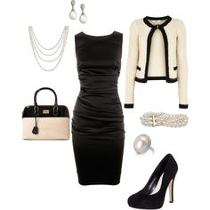 """""""LBD - Classic"""" by erikamitanis29 on Polyvore"""