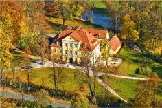 Hotel Schloss Lomnitz (Pałac Łomnica) | #GJRhotel #Schlesien #Silesia