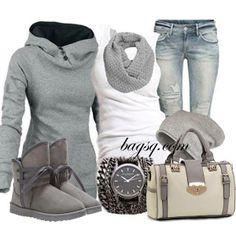 Loving the gray