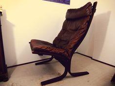 """Vintage Sessel - Schwedensessel """"Siesta"""" von Westnofa - ein Designerstück von EightArms bei DaWanda"""