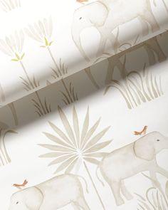 Kalahari Wallpaper - Natural - Serena & Lily
