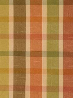DecoratorsBest - Detail1 - FbC 3308502 - Clegg - Spice - Fabrics - DecoratorsBest