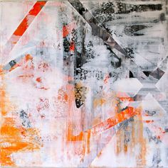 A020 Abstract art by Pia Haugseth
