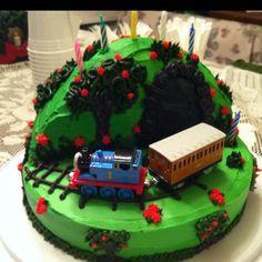 My little boys birthday cake!