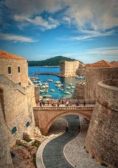 Croatia. Places To Travel