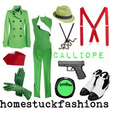 Calliope by hollowzo on Polyvore