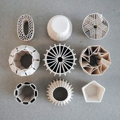 ceramic shapes - Google Search