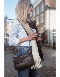 Bag Cocktails - Charcoal - MyK. Bags
