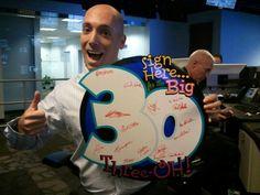 Mark Elliot celebrates #30yearsofTWC