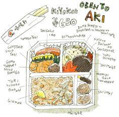 上京の際の楽しみの一つにもなってる、崎陽軒の「季節のおべんとう」。値段も手ごろなのが嬉しい。今回は帰ってきた当日に同窓会があったので結局翌日にしか頂けんか...