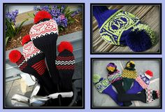 Golf head covers to match your personality and style.