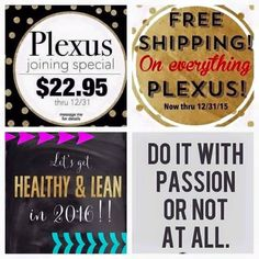 Plexus Today's the last day for FREE shipping and a discount to become an ambassador! I... | Plexus  Today's the last day for FREE shipping and a discount to become an ambassador! If your New Year's Resolution is to lose weight and get healthi... http://plexusblog.com/todays-the-last-day-for-free-shipping-and-a-discount-to-become-an-ambassador-i-plexus/