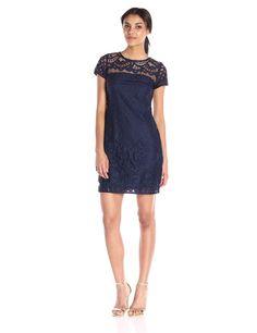 AmazonSmile: Taylor Dresses Women's Lace Dress: Clothing