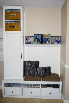 IKEA Hackers: DIY Mud Room