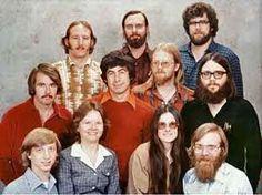 Microsoft Management Team c. 1978