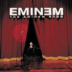 """The Eminem Show is the studio album from the Detroit MC, and the third and final of his """"Persona Trilogy"""" which started with The Slim Shady LP. The Slim Shady LP saw Eminem Eminem Album Covers, Cool Album Covers, Jay Z, Eminem Songs, Rap Songs, The Eminem Show, The Killers, Kings Of Leon, Album Covers"""