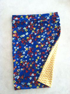 SUNSHINE in my SOL girls pencil skirt size 8 by handmaidends, $12.00