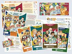 Game On! 2016 Summer Reading Challenge for the Poudre River Public Library District