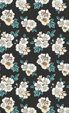 Flower pattern on products available soon at my Mintedstore #minted @minted #mintedartist