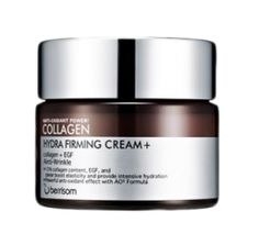 Die hochwirksame Hydra Firming Cream verringert das Auftreten feiner Linien und Falten und bewirkt ein strahlendes Aussehen Ihrer Haut. Berrisom bekämpft den Verlust an Straffheit und Veränderungen des Hautbildes durch Stärkung von Kollagen- und Elastinebenen. Die Creme enthält eine einzigartige Kombination aus Kollagen, EGF und Macadamiaöl. Ihre Haut wird mit vielen wichtigen Nährstoffen versorgt.