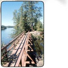Welcome to Ontario Parks Dryden Ontario, Ontario Parks, Railroad Tracks, Train Tracks