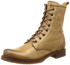 FRYE Women's Veronica Combat Boot ** New and awesome boots awaits you, Read it now  : Booties