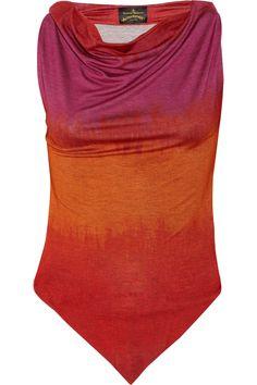 vivian westwood stretch jersey-net-a-porter
