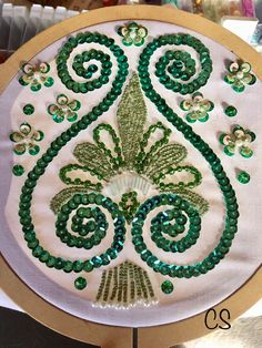 Beaded Embroidery, Cross Stitch Embroidery, Hand Embroidery, Tambour Beading, Running Stitch, Blanket Stitch, Satin Stitch, Picture Frames, Needlework