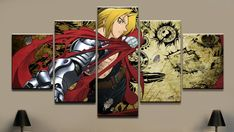 Everything on SALE & Free Worldwide Shipping! Canvas Printed 5 Panel Anime FullMetal Alchemist Price: $ 31.00 & FREE Shipping #dragonball Buy Canvas, Canvas Prints, Anime Toys, Fullmetal Alchemist, Natural Disasters, South America, Dragon Ball, Action Figures, Nerd