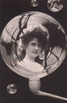 Miss Billie Burke  Circa: Early 1900's