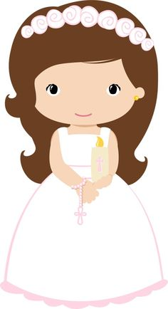 View all images at PNG folder Communion Prayer, First Holy Communion, Logo Maker, Monogram Maker, First Communion Invitations, Girl Clipart, Girl Silhouette, Baby Album, Gold Party
