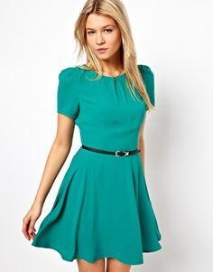color verde esmeralda vestidos - Buscar con Google