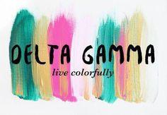 delta gamma ⋅ live colorfully