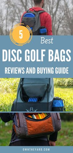 In this article we've compiled 5 of the best disc golf bags we could find on the market. Backyard Games Kids, Outdoor Yard Games, Outdoor Play Spaces, Water Games For Kids, Pool Games, Indoor Activities For Kids, Backyard Playground, Backyard Ideas, Family Activities