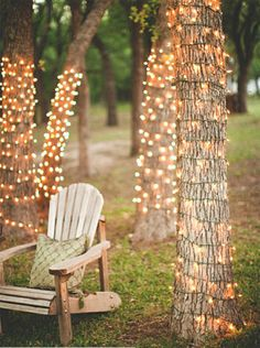 Inexpensive Ways to Add Outdoor Lighting