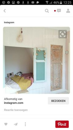 love, love, love, love this kids room and hideaway bed.