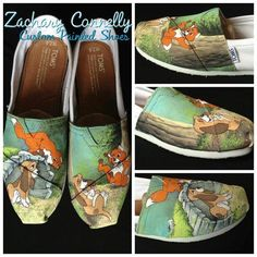 Beautifully TOMS shoes. I WANT!!