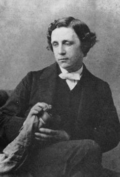 Portrait of Charles Lutwidge Dodgson AKA Lewis Carroll by Oscar G. (Photo: Public domain/WikiCommons) The Secret Jokes Hidden in Alice in Wonderland Alice Liddell, Lewis Carroll Zitate, Lewis Carroll Quotes, John Tenniel, Michael Phelps, English Writers, English Literature, Classic Literature, Looking For Alaska