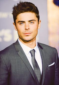 GUYS IN SUITS > le Zefron