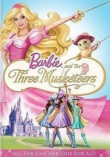 Nonton Film Barbie Sub Indo : nonton, barbie, Ranking, Barbie, Movies, Movies,, Three, Musketeers,