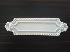 Ornament Nr. 252a ca.11,5x3,2cm € 1,50 Tray, Ornaments, Light Switches, Electrical Outlets, Trays, Embellishments, Ornament