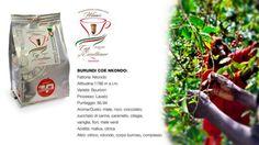 CAFFE' BURUNDI | Per prenotarsi è sufficiente inviare una mail a eddy@pascucci.it o a ...