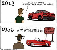 Not a Corvette...
