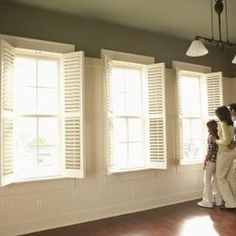 To keep your windows looking their best, carefully prep the sills before repainting them.